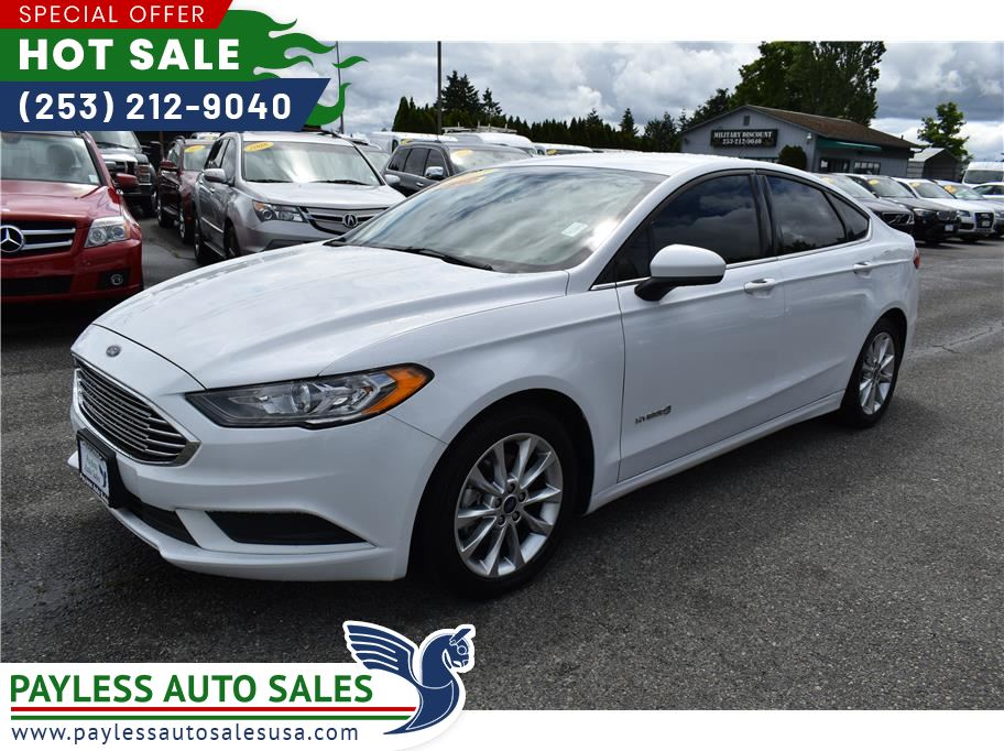 2017 Ford Fusion from Payless Auto Sales