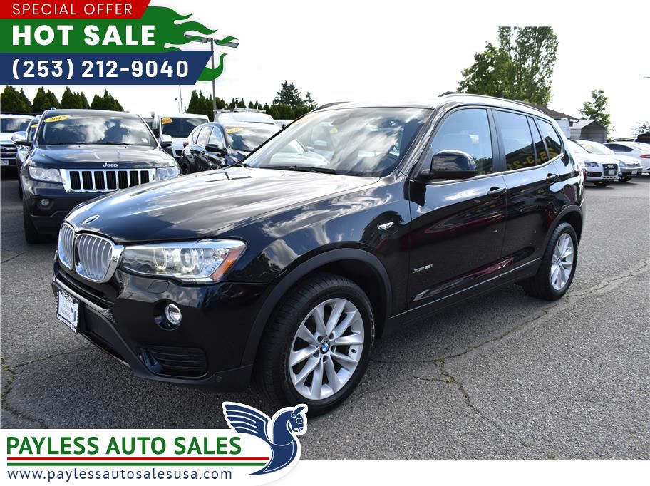2016 BMW X3 from Payless Auto Sales