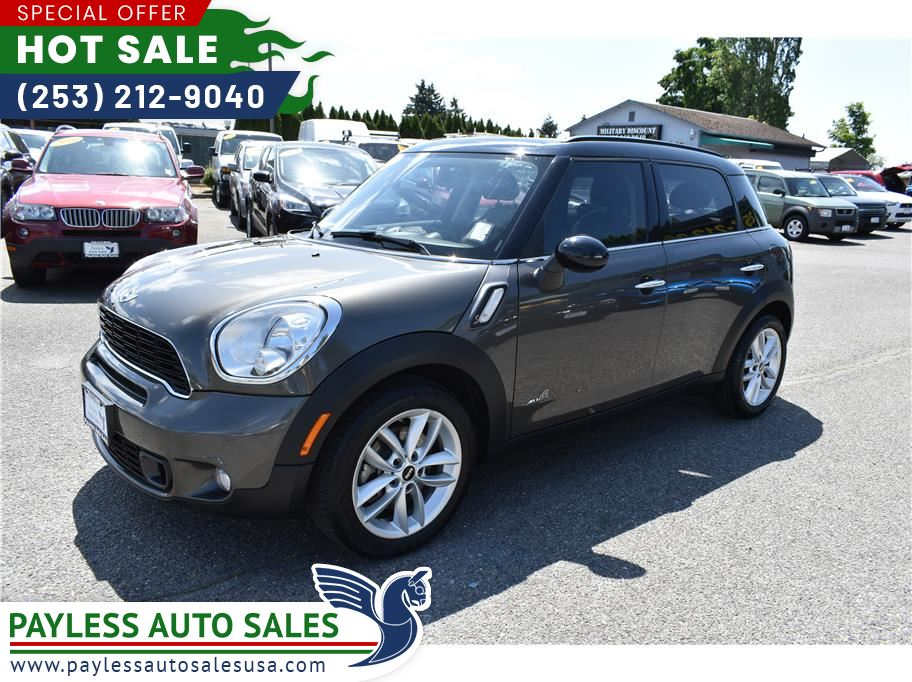 2012 MINI Countryman from Payless Auto Sales