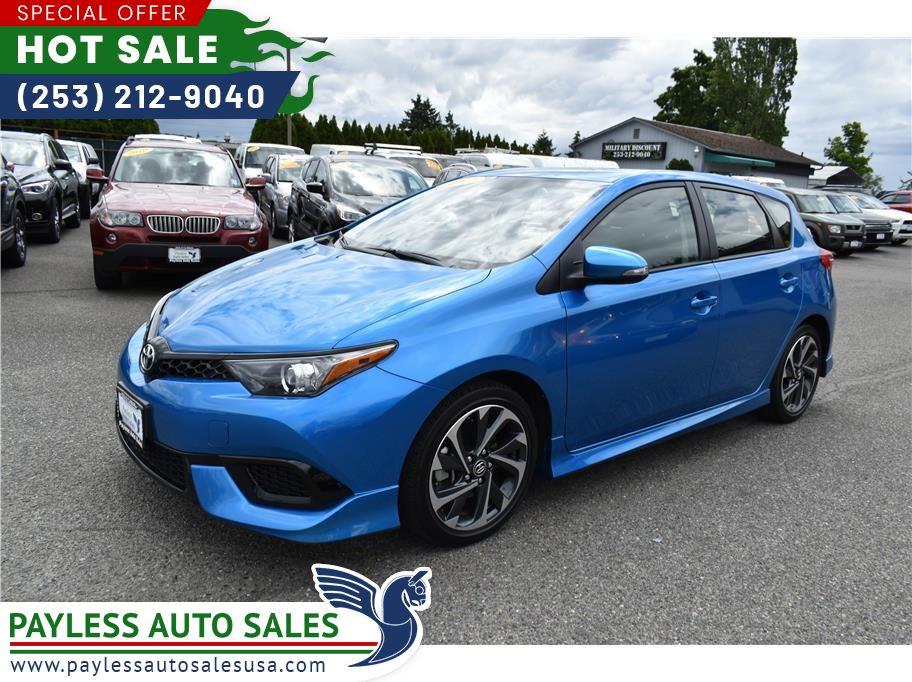 2017 Toyota Corolla iM from Payless Auto Sales
