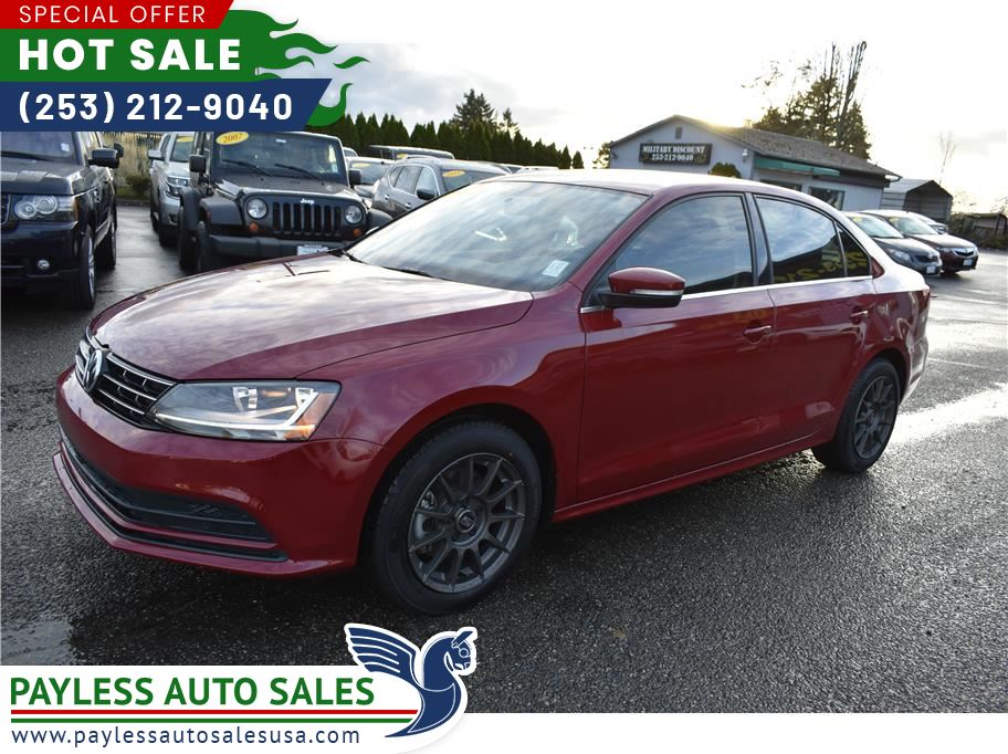 2018 Volkswagen Jetta from Payless Auto Sales