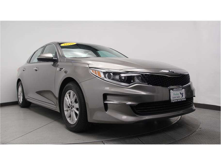 2016 Kia Optima from Payless Auto Sales