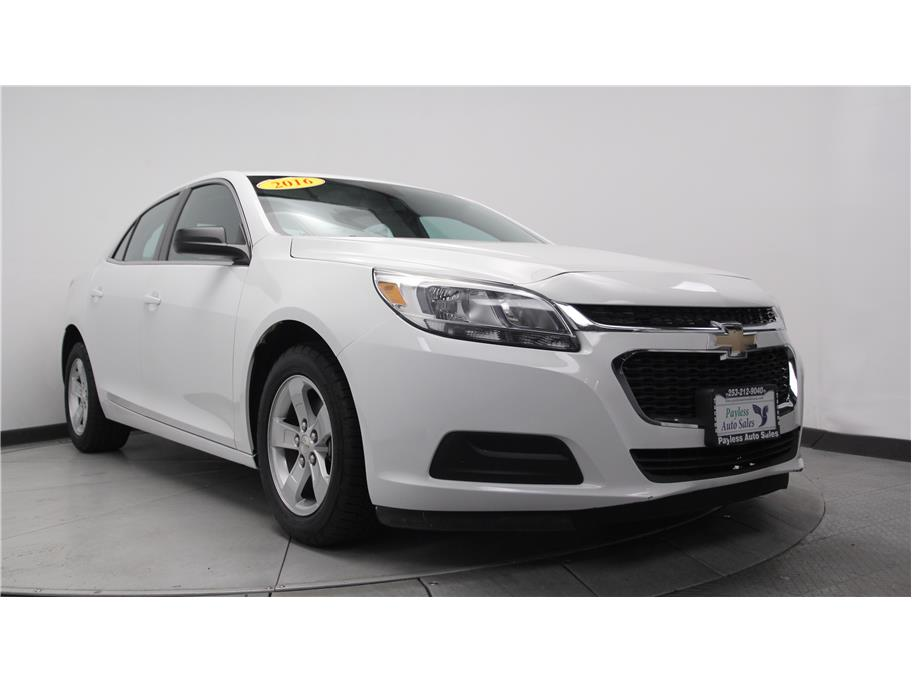 2016 Chevrolet Malibu Limited from Payless Auto Sales