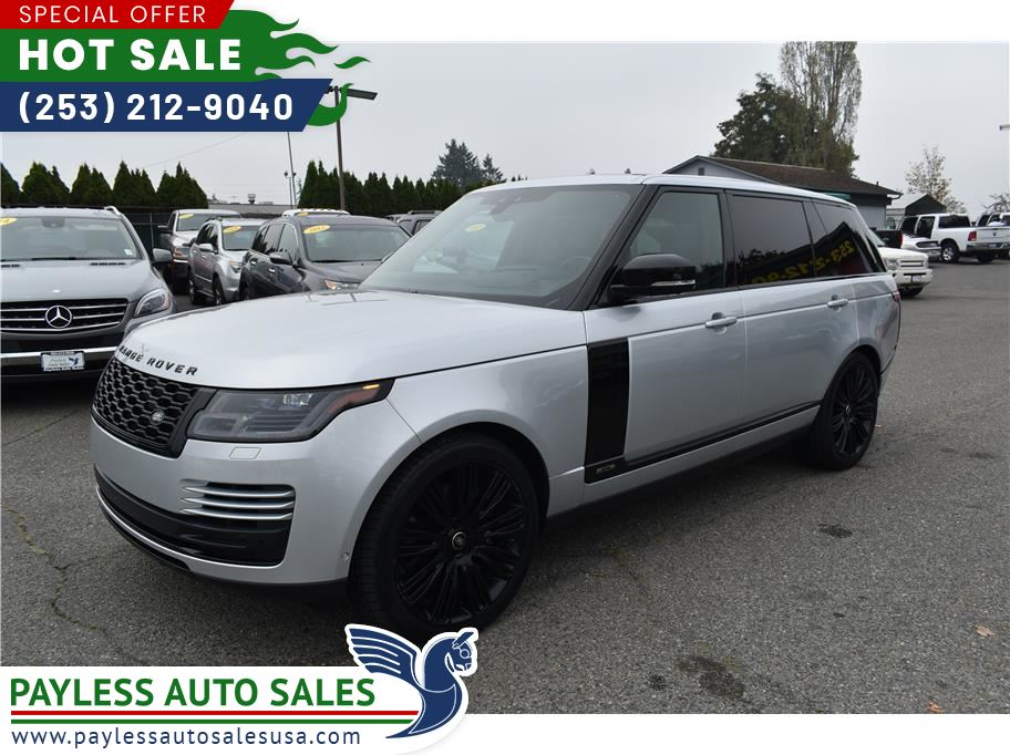 2018 Land Rover Range Rover from Payless Auto Sales