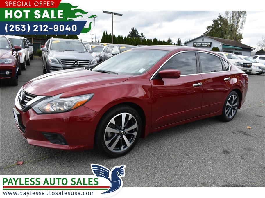 2017 Nissan Altima from Payless Auto Sales