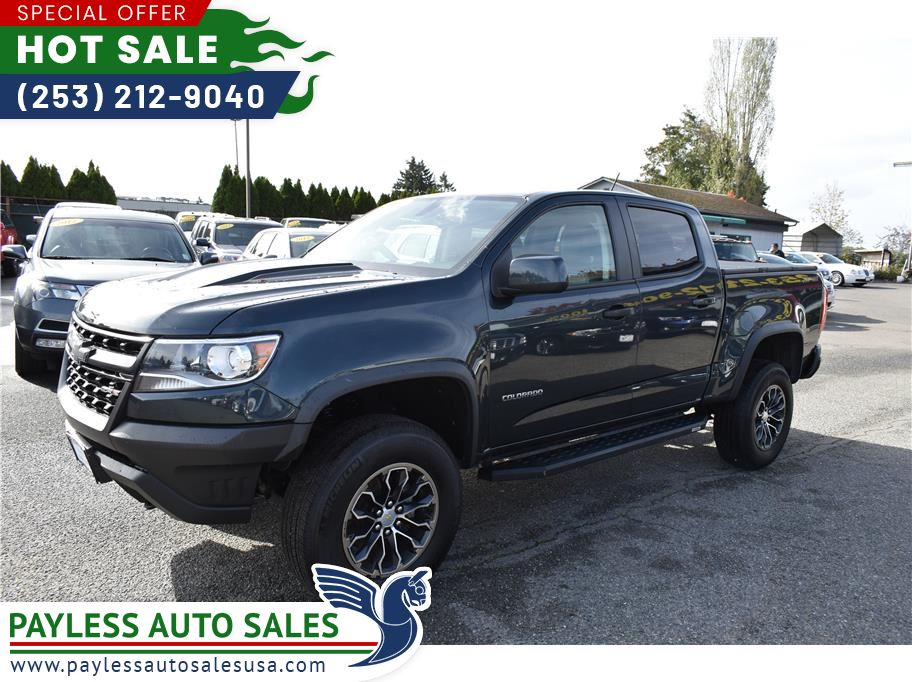 2017 Chevrolet Colorado Crew Cab from Payless Auto Sales