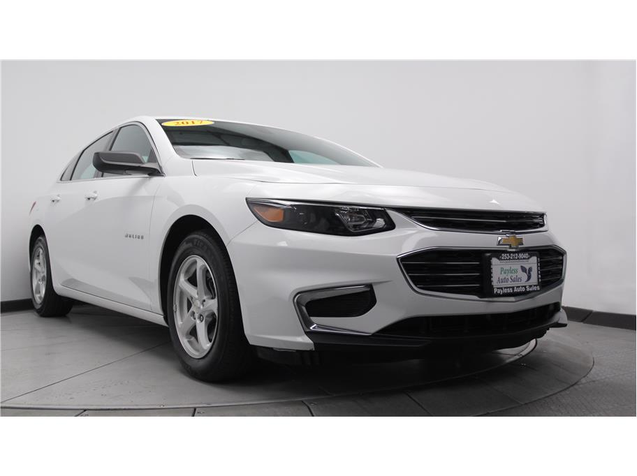 2017 Chevrolet Malibu from Payless Auto Sales