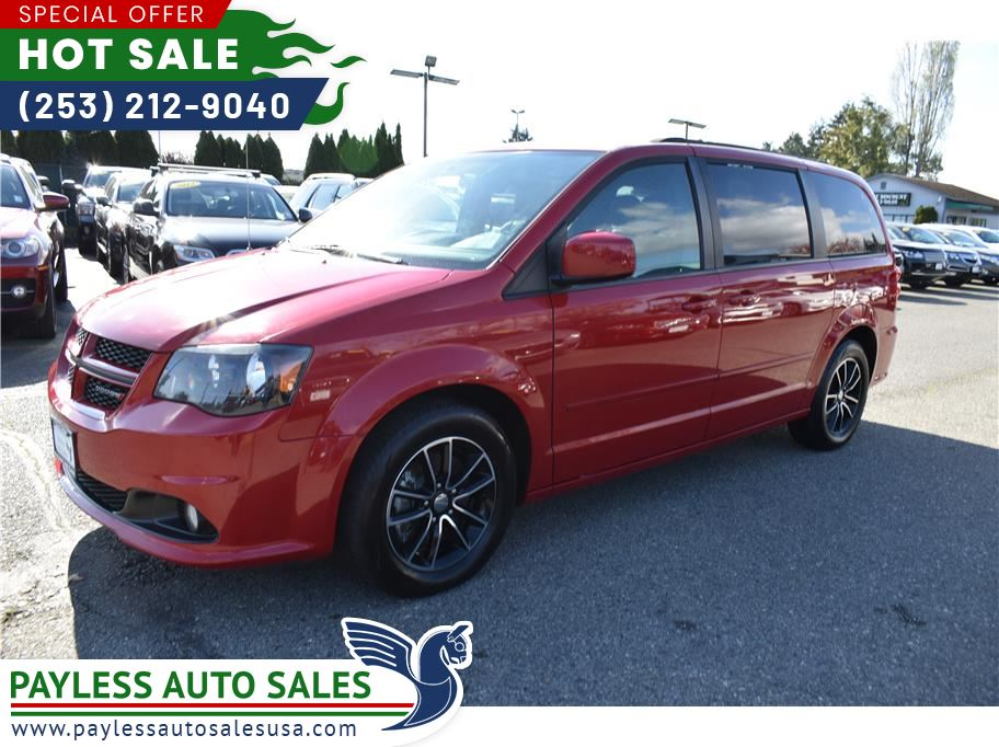 2016 Dodge Grand Caravan Passenger from Payless Auto Sales