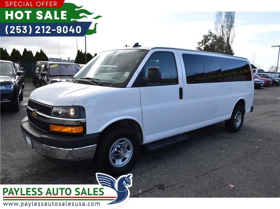 2019 Chevrolet Express 3500 Passenger from Payless Auto Sales