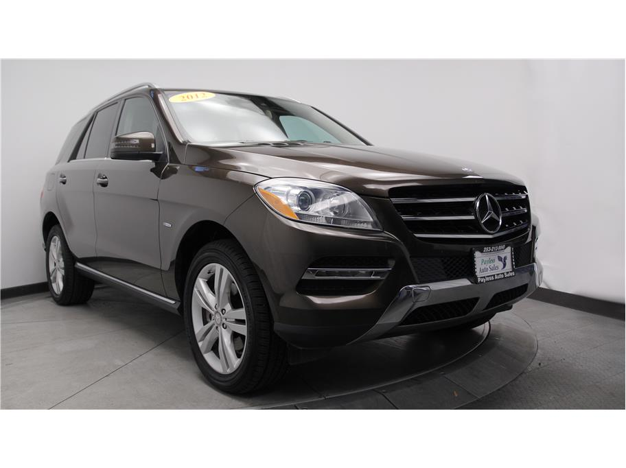 2012 Mercedes-Benz M-Class from Payless Auto Sales