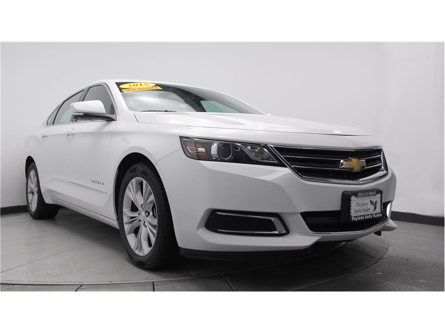 2015 Chevrolet Impala from Payless Auto Sales