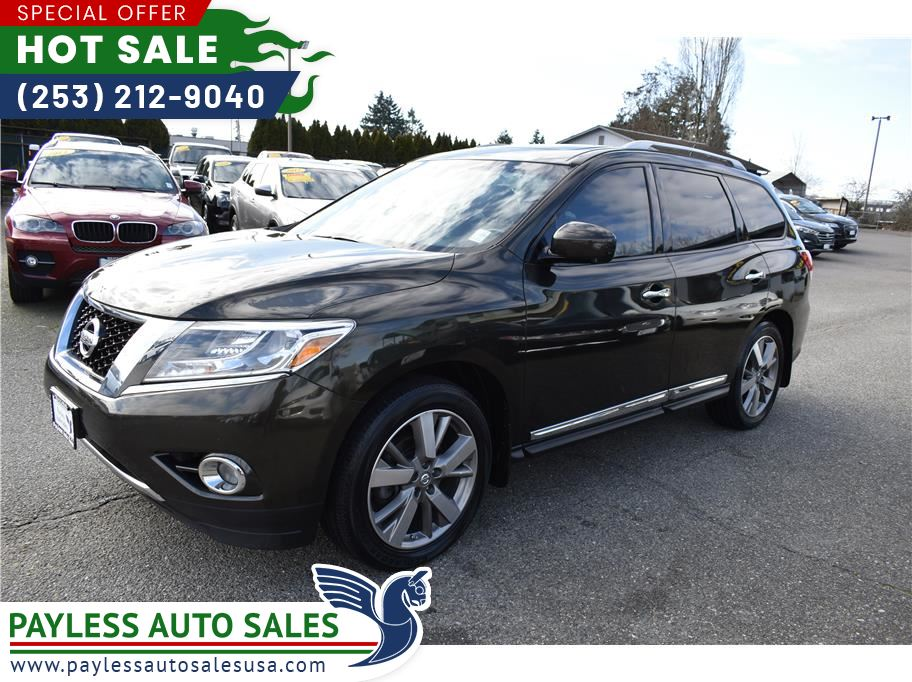2016 Nissan Pathfinder from Payless Auto Sales