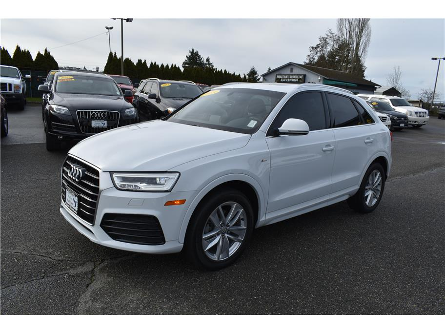 2018 Audi Q3 from Payless Auto Sales