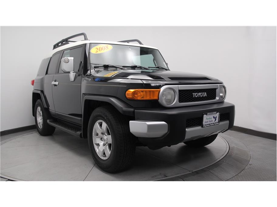 2008 Toyota FJ Cruiser from Payless Auto Sales