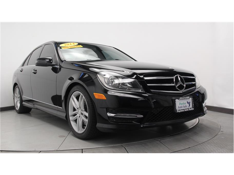 2014 Mercedes-Benz C-Class from Payless Auto Sales