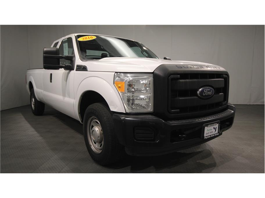 2016 Ford F250 Super Duty Super Cab from Payless Auto Sales