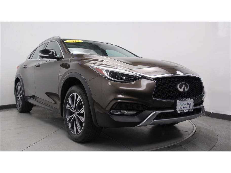 2017 Infiniti QX30 from Payless Auto Sales