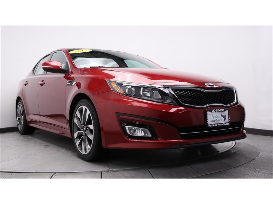 2015 Kia Optima from Payless Auto Sales