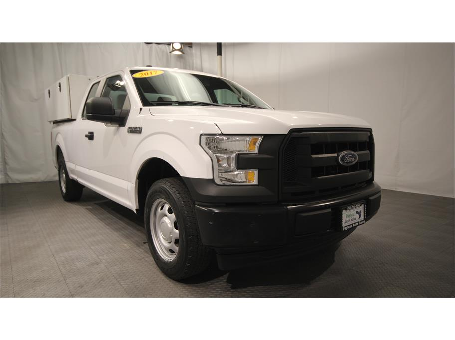 2017 Ford F150 Super Cab from Payless Auto Sales