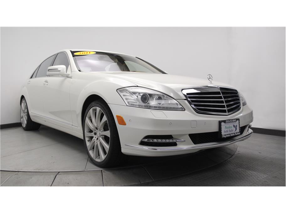 2011 Mercedes-Benz S-Class from Payless Auto Sales