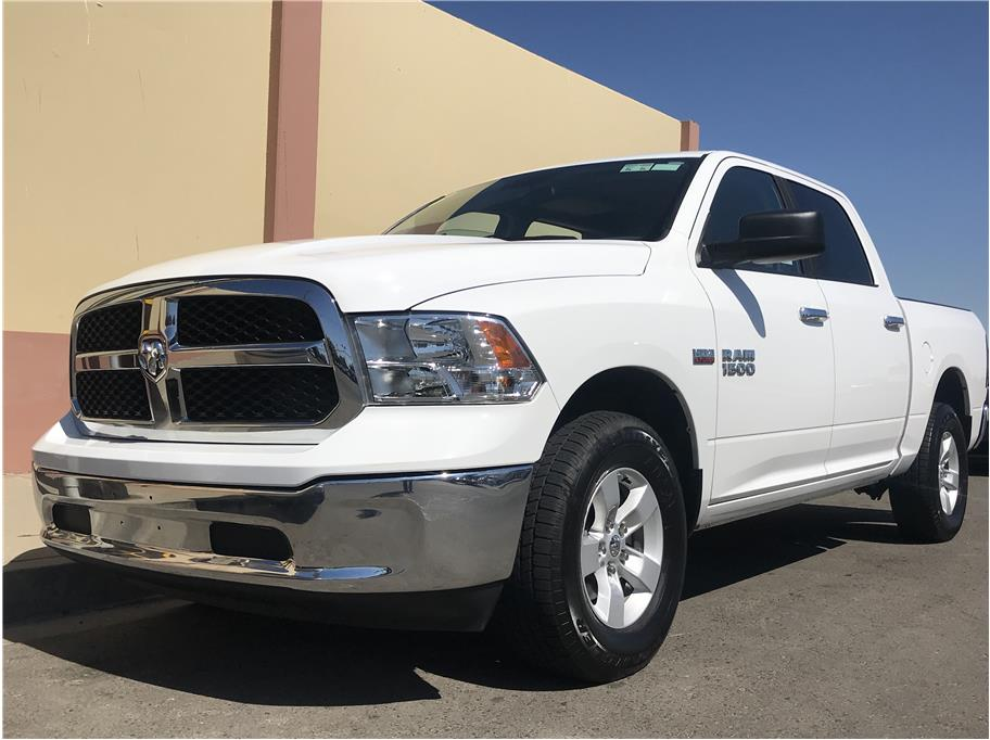 2018 Ram 1500 Crew Cab from Dann's Discount Auto Sales II