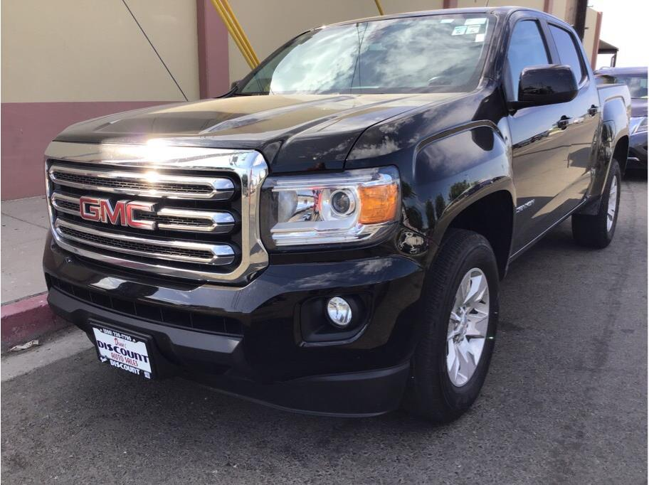 2018 GMC Canyon Crew Cab from Dann's Discount Auto Sales