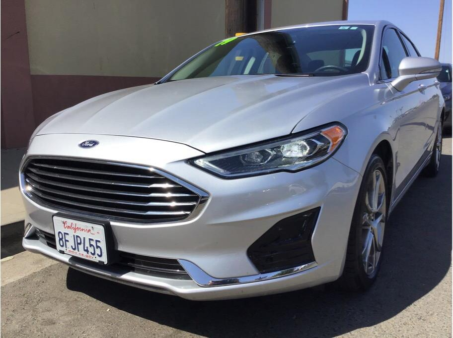 2019 Ford Fusion from Dann's Discount Auto Sales IV