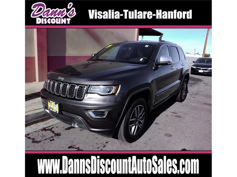 2019 Jeep Grand Cherokee from Dann's Discount Auto Sales