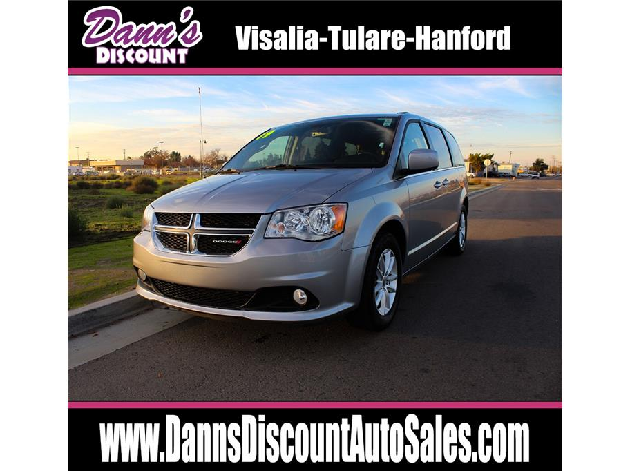 2019 Dodge Grand Caravan Passenger from Dann's Discount Auto Sales