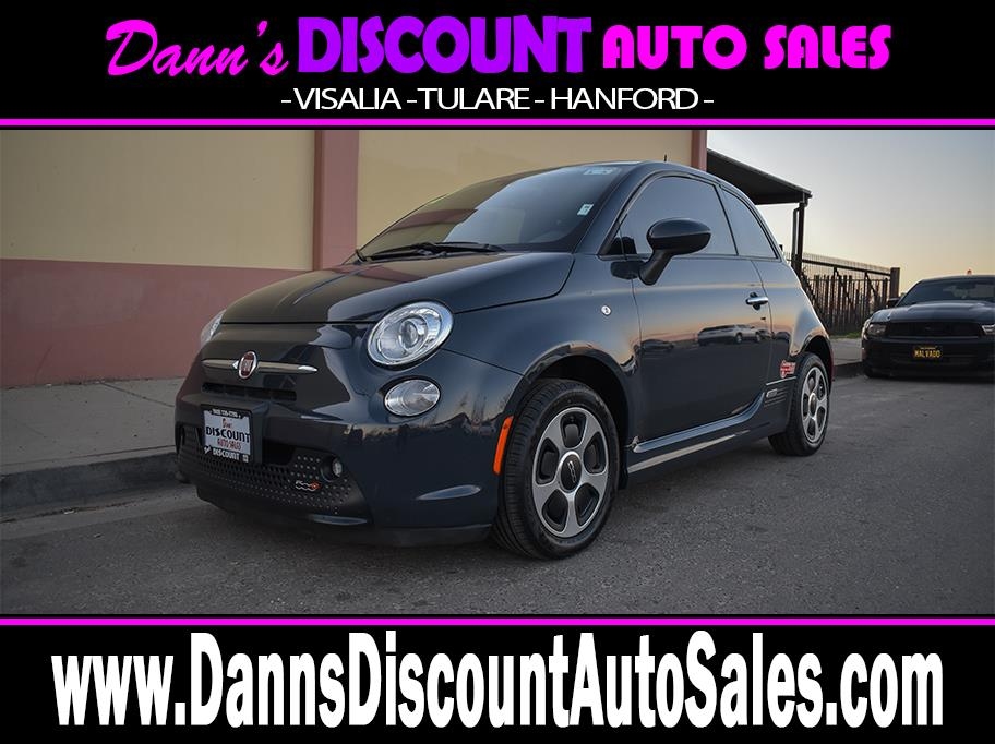 2017 Fiat 500e from Dann's Discount Auto Sales IV