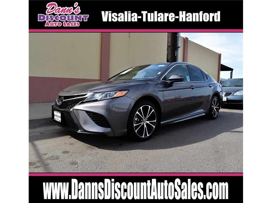 2019 Toyota Camry from Dann's Discount Auto Sales
