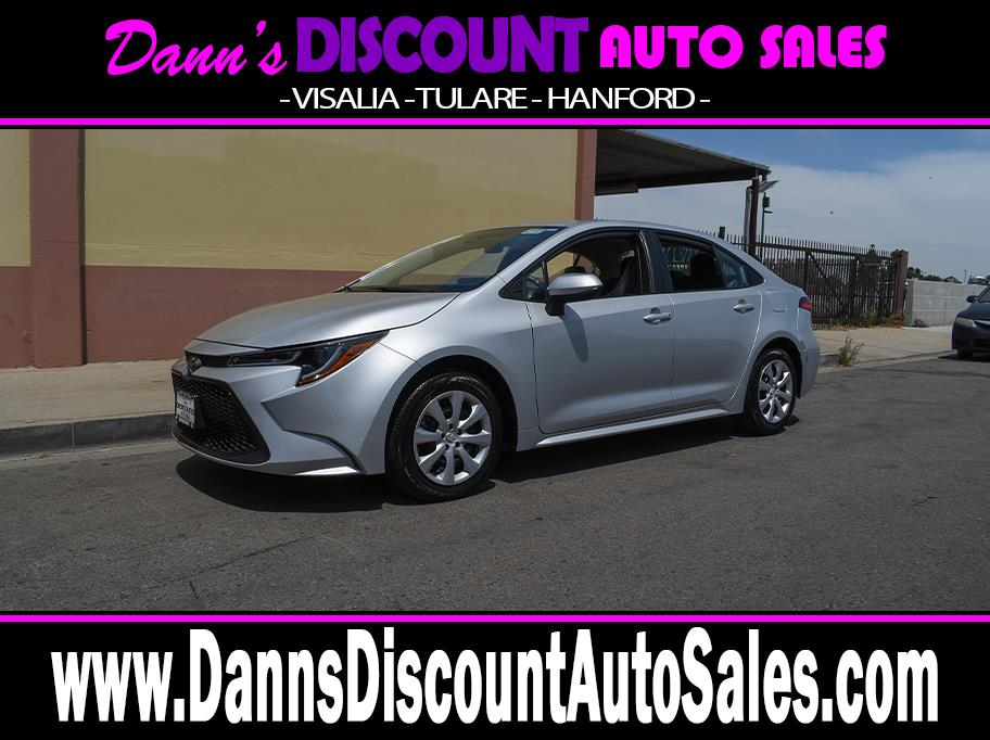 2020 Toyota Corolla from Dann's Discount Auto Sales IV