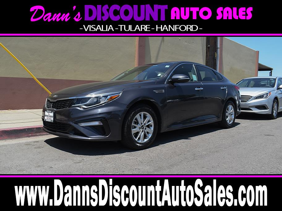 2019 Kia Optima from Dann's Discount Auto Sales IV
