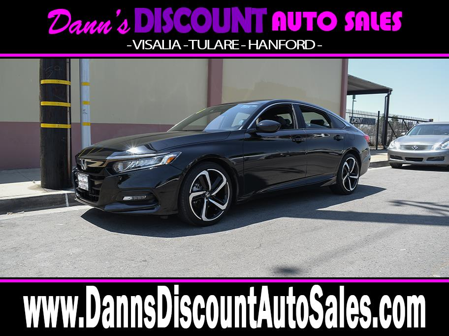 2019 Honda Accord from Dann's Discount Auto Sales II