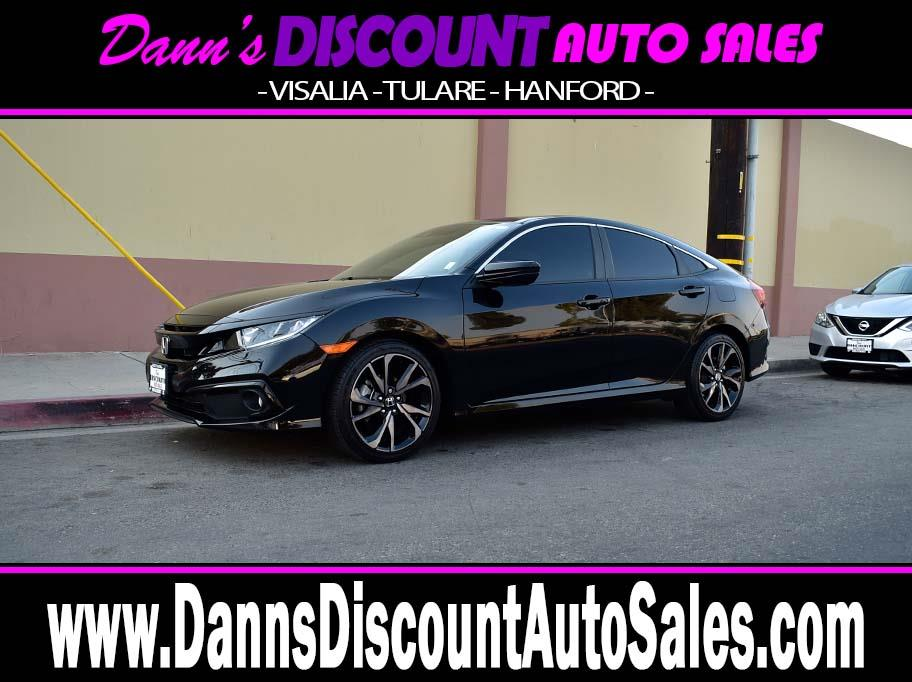2019 Honda Civic from Dann's Discount Auto Sales IV