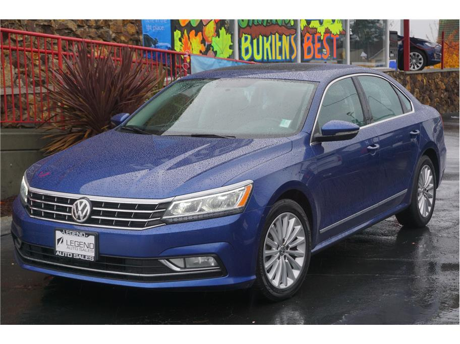 2016 Volkswagen Passat from Legend Auto Sales Inc