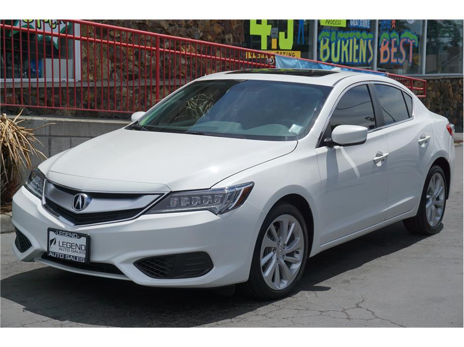 2017 Acura ILX from Legend Auto Sales Inc