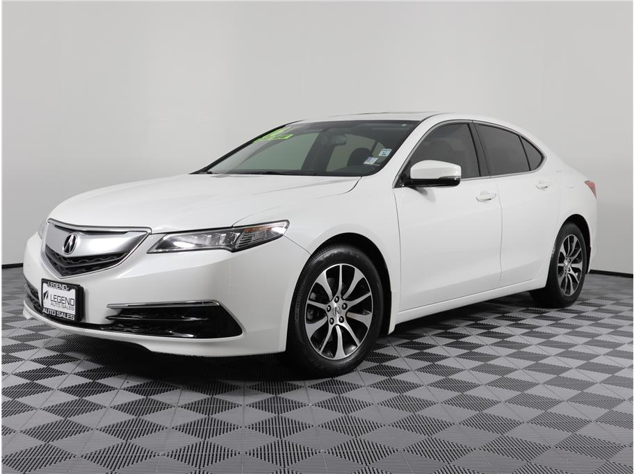 2016 Acura TLX from Legend Auto Sales Inc