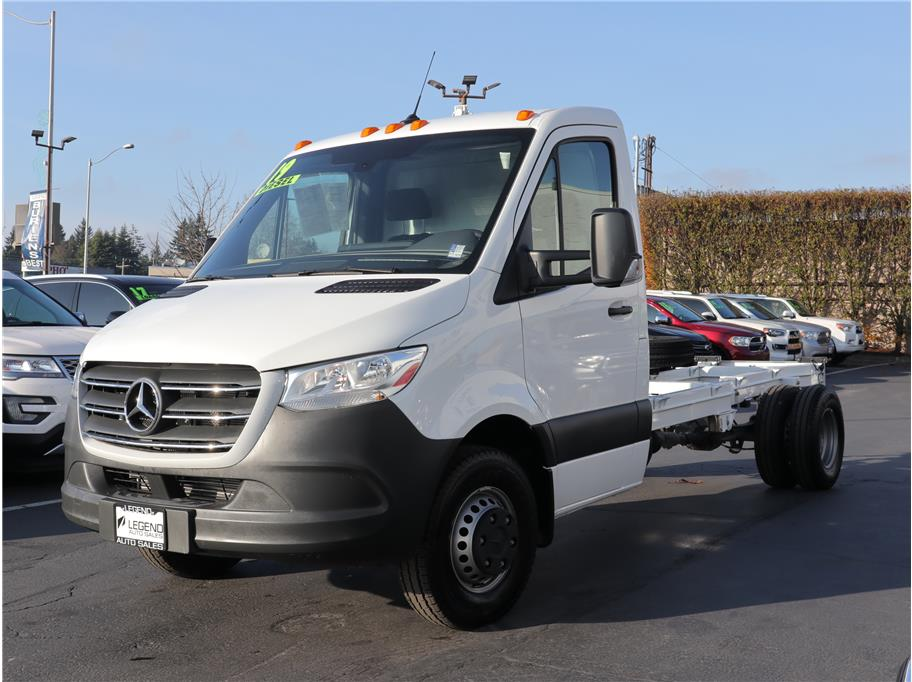 2019 Mercedes-benz Sprinter 3500 XD Cab & Chassis from Legend Auto Sales Inc