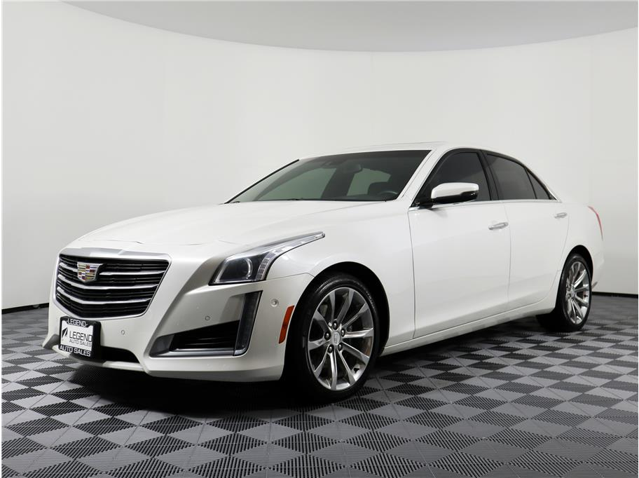 2016 Cadillac CTS from Legend Auto Sales Inc