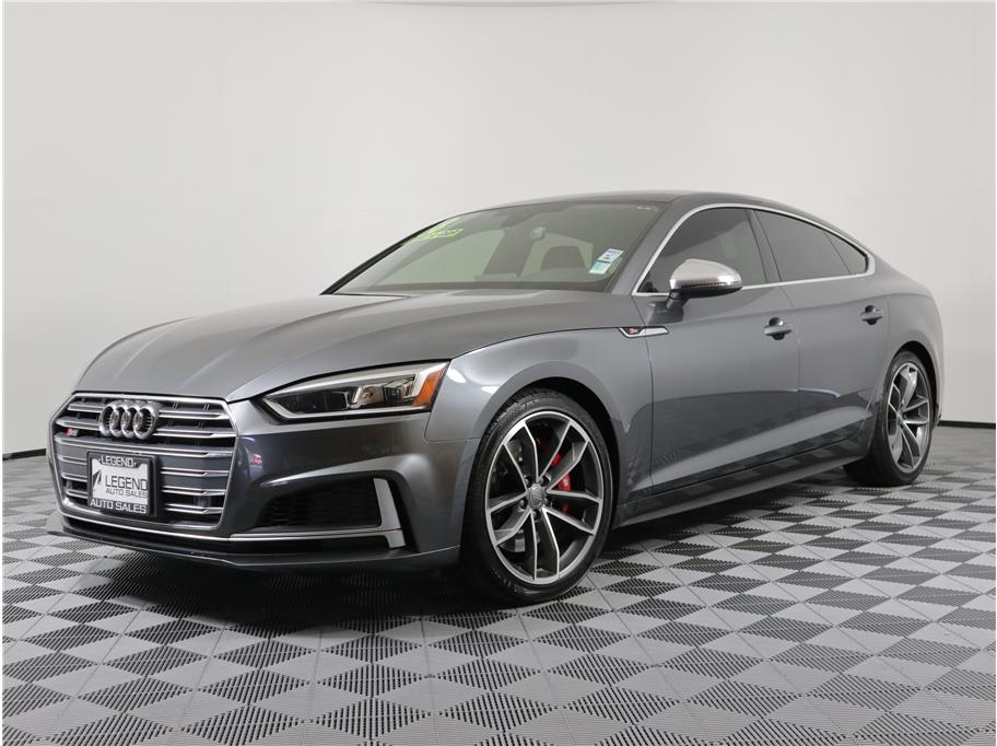 2018 Audi S5 from Legend Auto Sales Inc