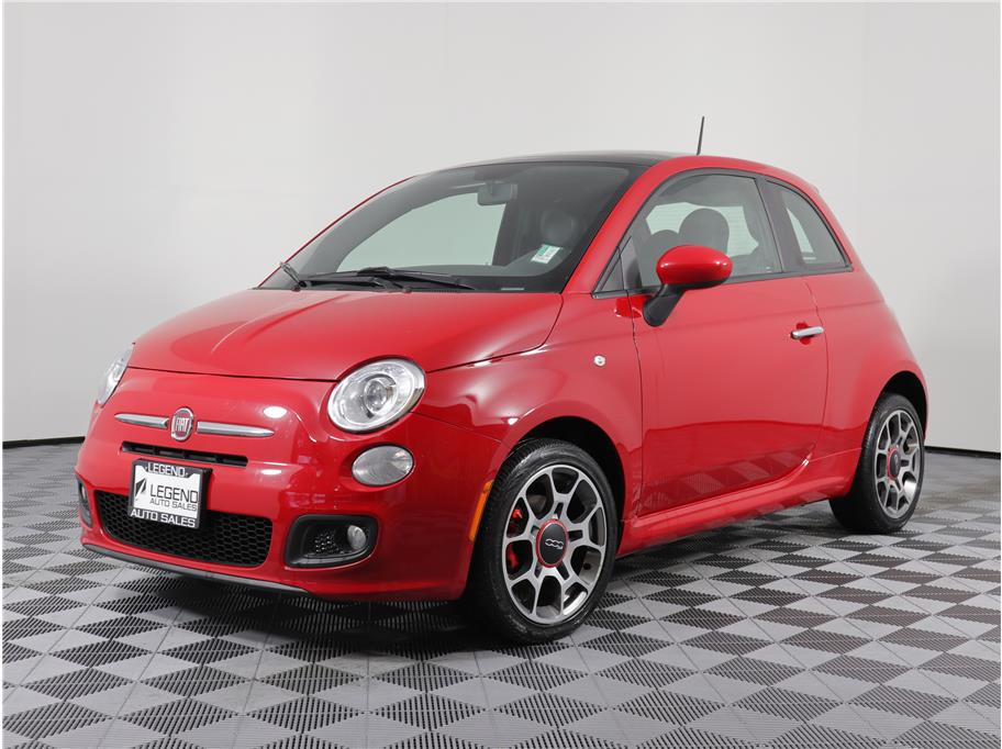 2013 FIAT 500 from Legend Auto Sales Inc