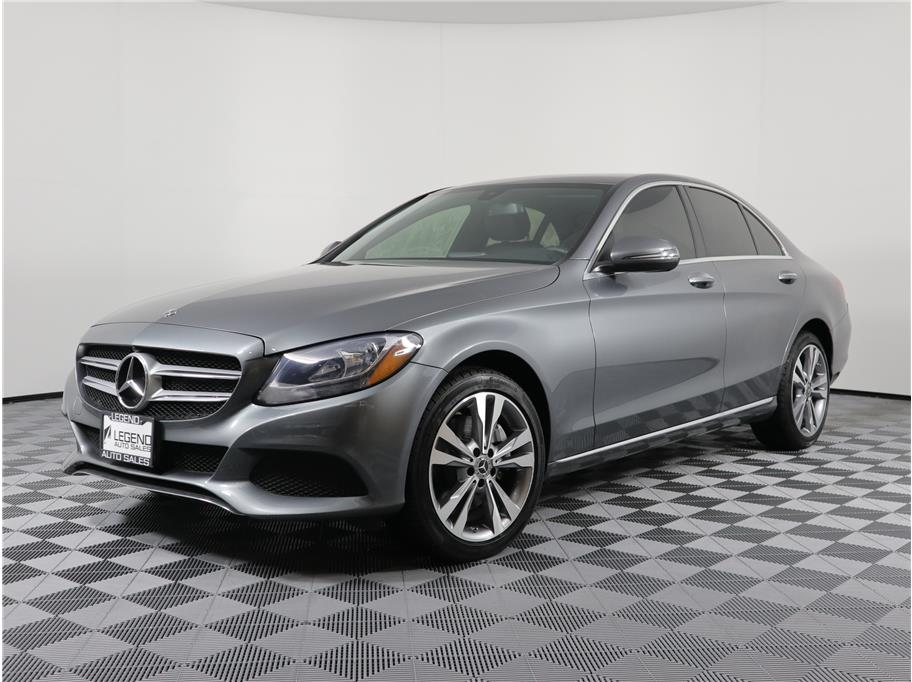 2018 Mercedes-benz C-Class from Legend Auto Sales Inc