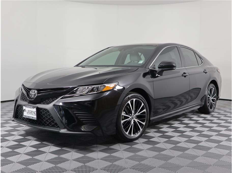 2019 Toyota Camry from Legend Auto Sales Inc