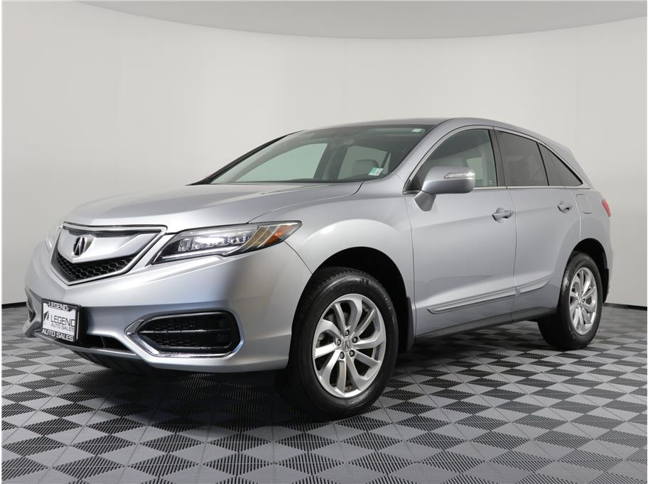 2017 Acura RDX from Legend Auto Sales Inc