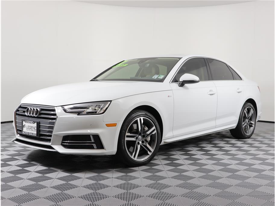 2017 Audi A4 from Legend Auto Sales Inc