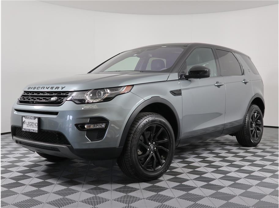2017 Land Rover Discovery Sport from Legend Auto Sales Inc