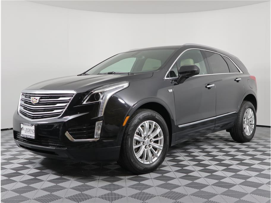 2018 Cadillac XT5 from Legend Auto Sales Inc