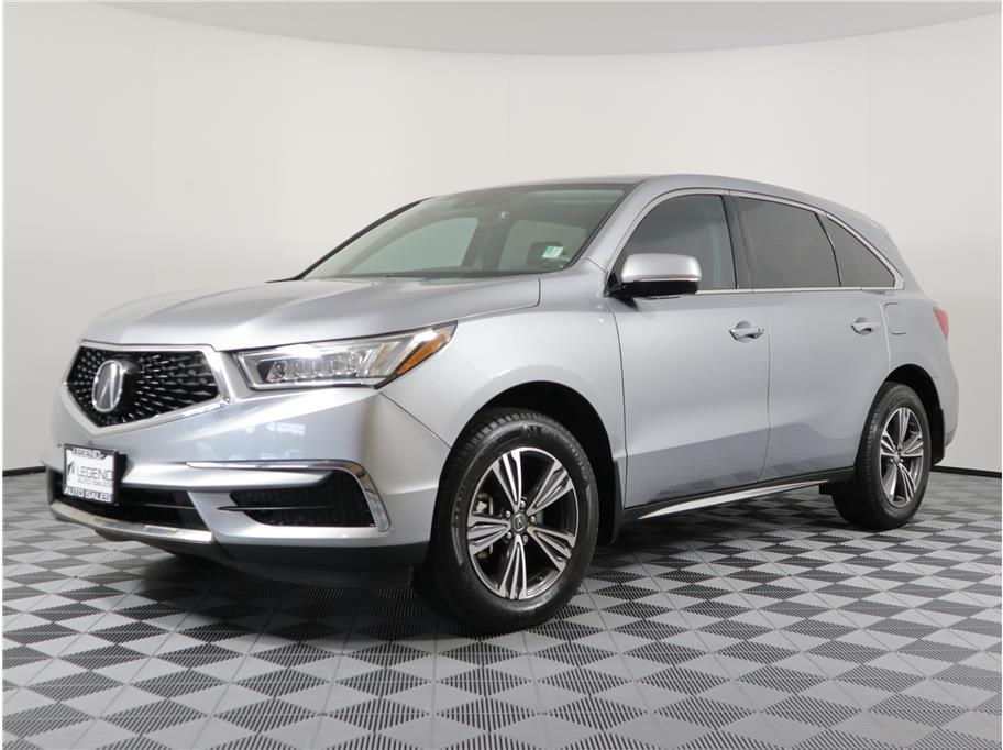 2017 Acura MDX from Legend Auto Sales Inc