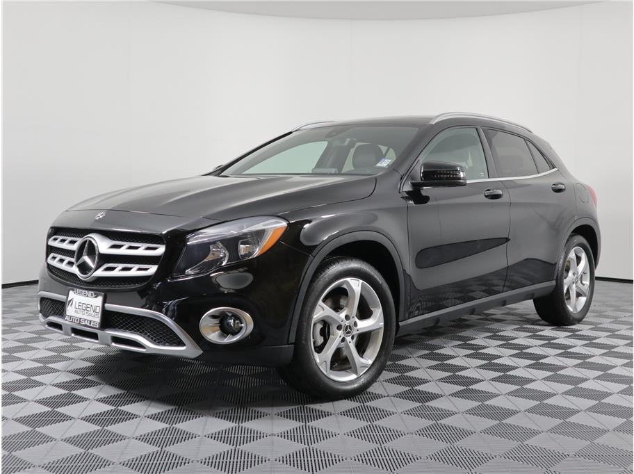 2018 Mercedes-benz GLA from Legend Auto Sales Inc